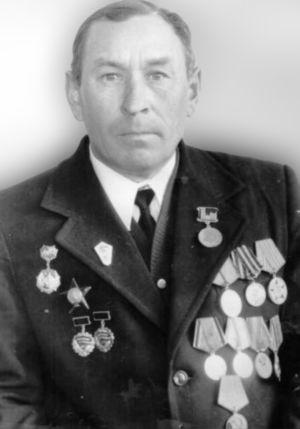 Бережнев Николай Семёнович