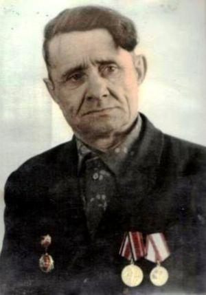Жижилев Кузьма Фёдорович