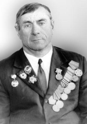 Гаврилов Степан Дмитриевич