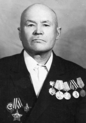 Земляницын Егор Васильевич