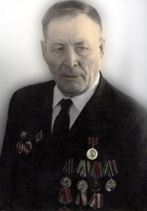 Мартьянов Николай Андреевич