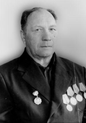 Ивлев Пётр Дмитриевич