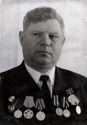 Агеев Иван Фёдорович