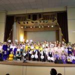 Районный фестиваль хореографических коллективов «Терпсихора – 2021»