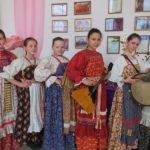 XII Областной фольклорно – этнографический фестиваль «Сибирская глубинка»